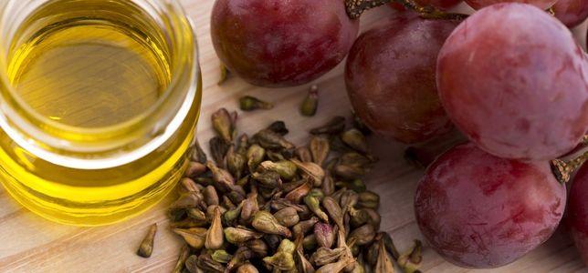 Olej z pestek winogron. Znasz jego zalety?