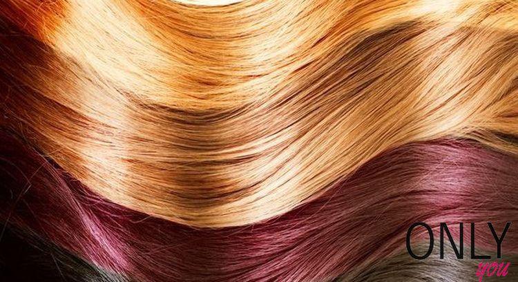 5 błędów, które popełniasz, farbując włosy