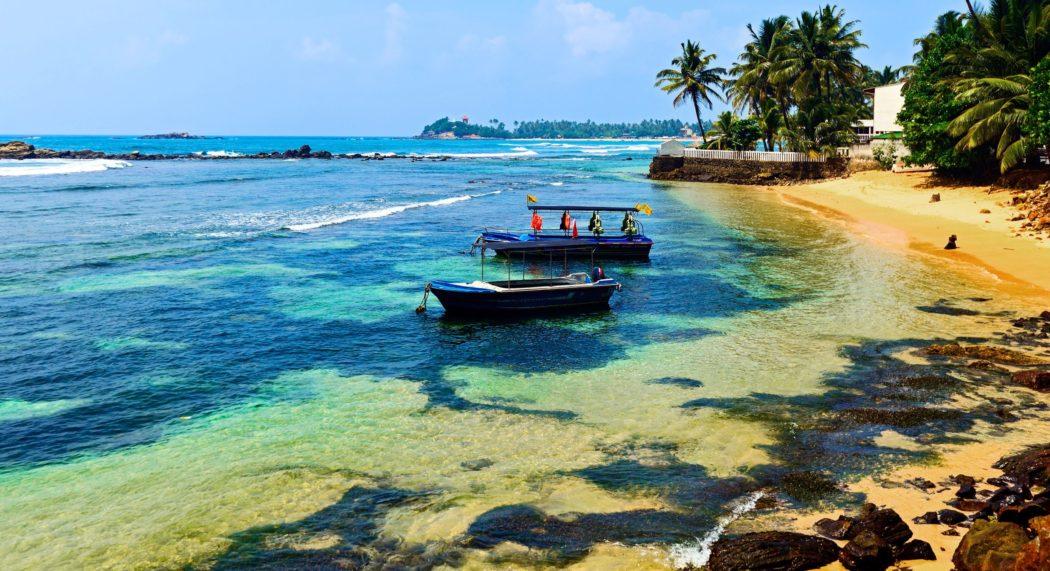 Sri Lanka - herbaciana wyspa