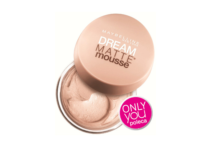 Fluid – Dream Matte Mousse Maybelline