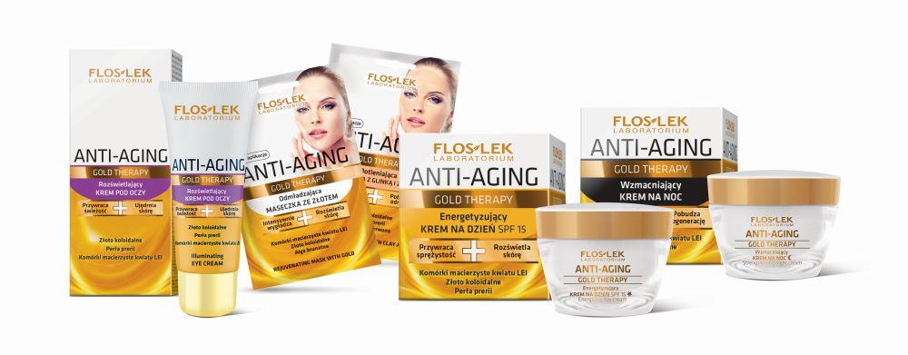 floslek gold therapy