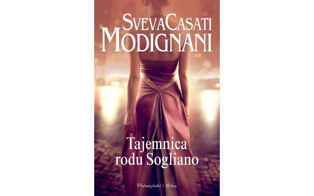 Zapowiedzi na wrzesień: Tajemnica rodu Sogliano