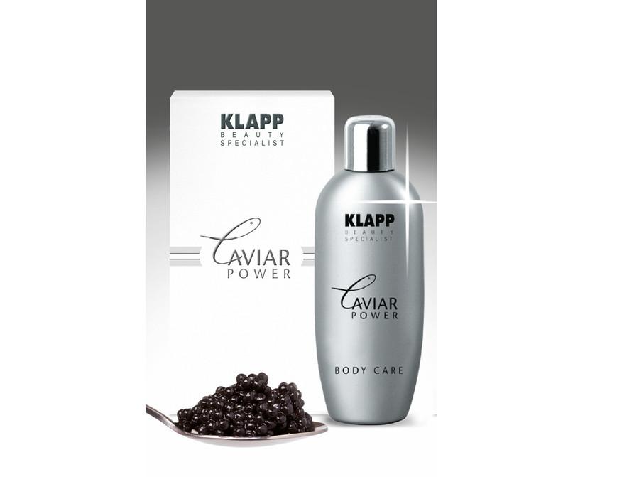 Suchy olejek Klapp Caviar Power