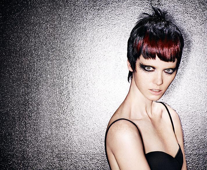 Modne fryzury z kolekcji Essential Looks