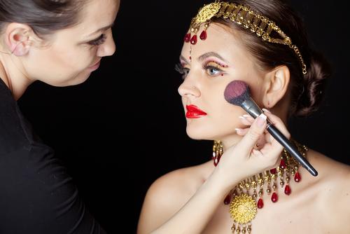 Kosmetyczny pop-up