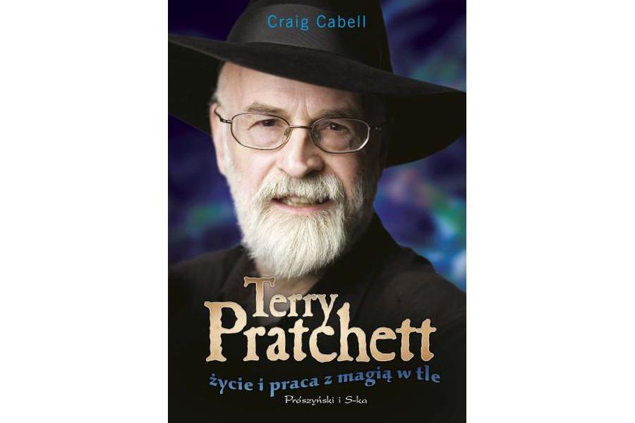 Zapowiedź na wrzesień: Terry Pratchett. Życie i praca z magią w tle