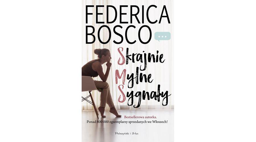 Zapowiedź książki: Skrajnie Mylne Sygnały – Federica Bosco