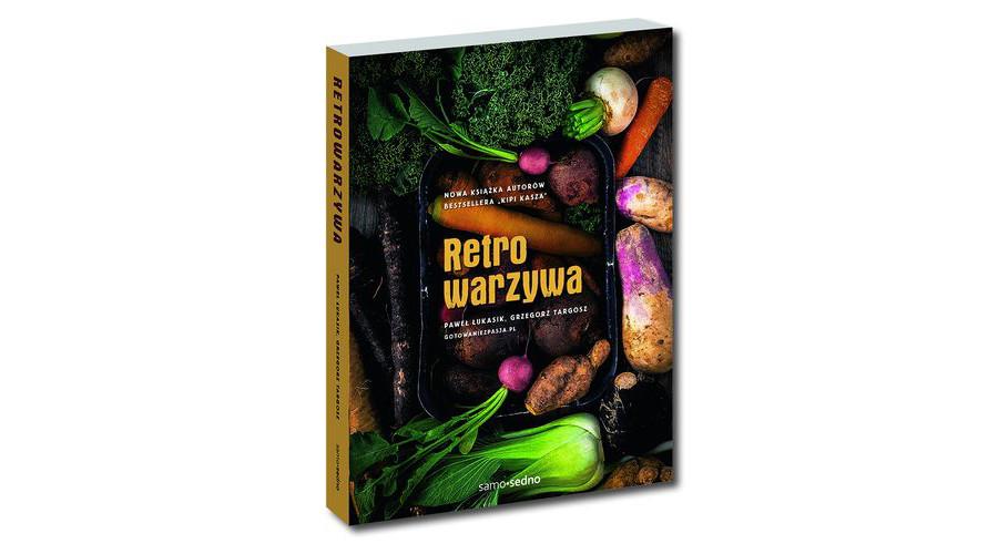 Zapowiedź książki: Retrowarzywa – Samo Sedno