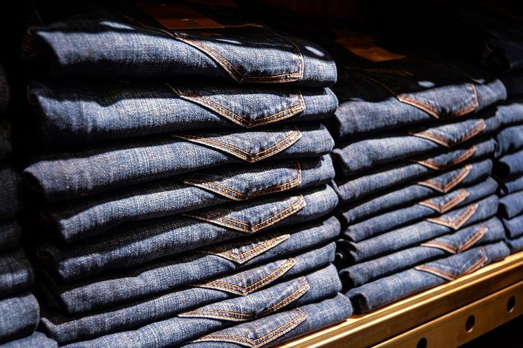 Jak często prać jeansy?