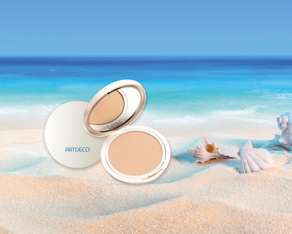 Artdeco Sun Protection Powder Foundation