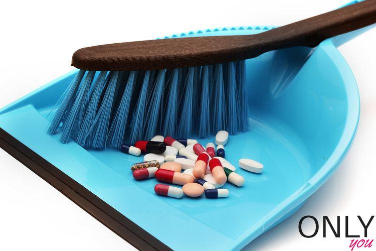 Gdzie wyrzucić przeterminowane leki
