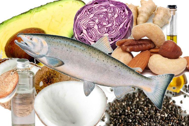 Jedzenie, które pomoże w walce z trądzikiem