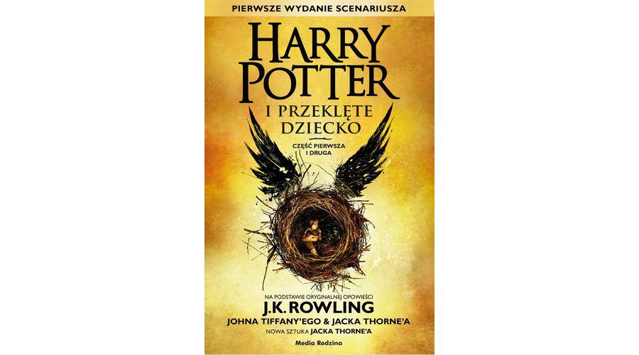 Recenzja książki: Harry Potter i Przeklęte Dziecko – Media Rodzina
