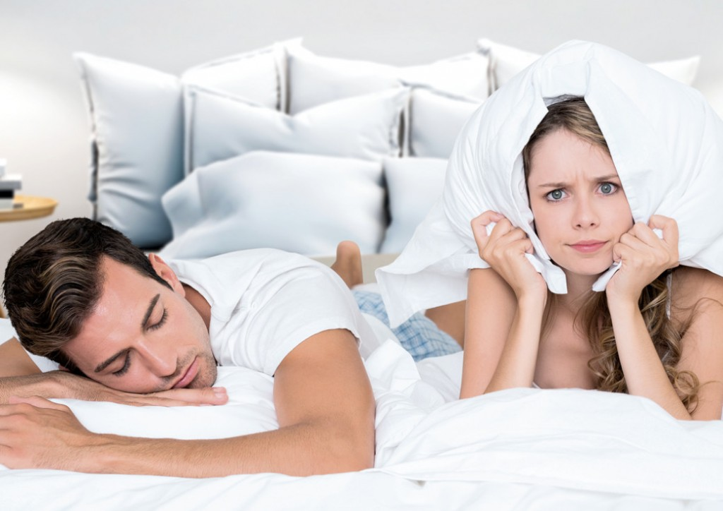 6 sposobów na chrapanie