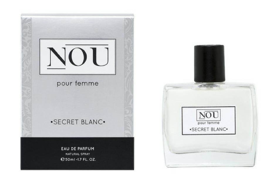 NOU Secret Blanc