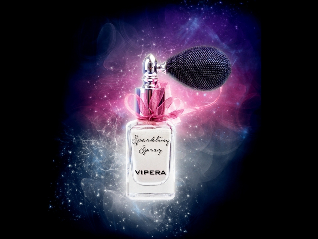 Puder zapachowy Sparkling Spray od Vipera Cosmetics