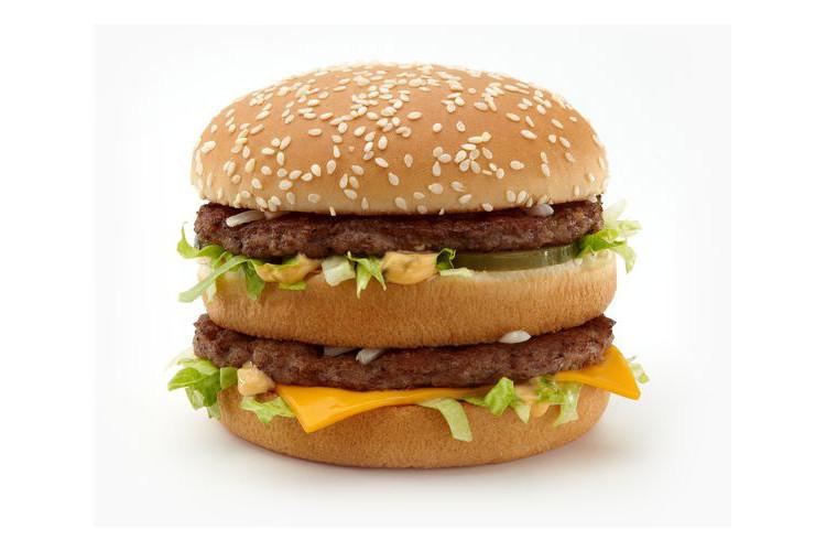 Darmowy Big Mac z automatu