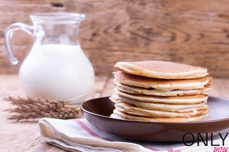 Amerykańskie naleśniki pancakes