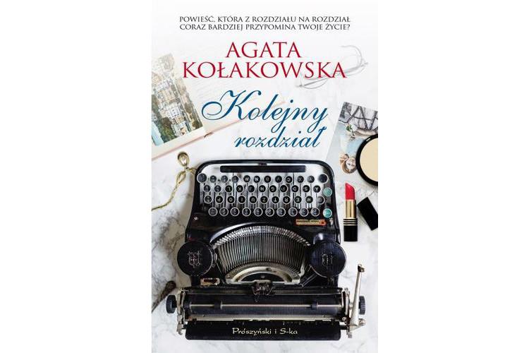 Recenzja książki: Nowy rozdział – Agata Kołakowska