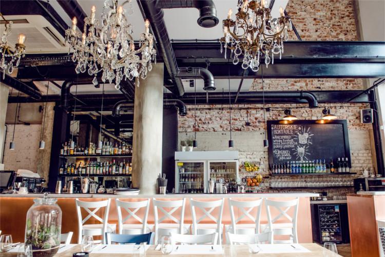 Restauracja Inny Wymiar – polska kuchnia z fantazją