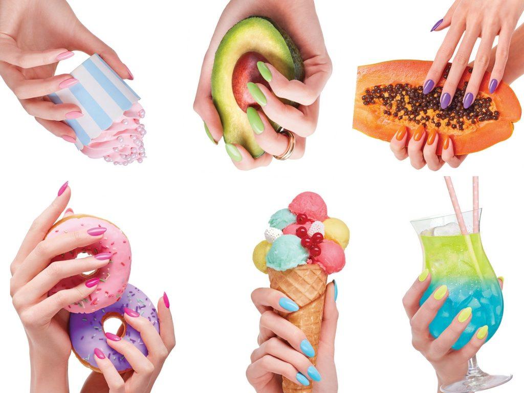 Trendy w manicure wiosna/lato 2017