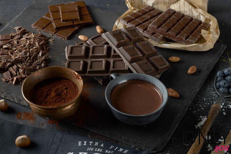 Jedz czekoladę!
