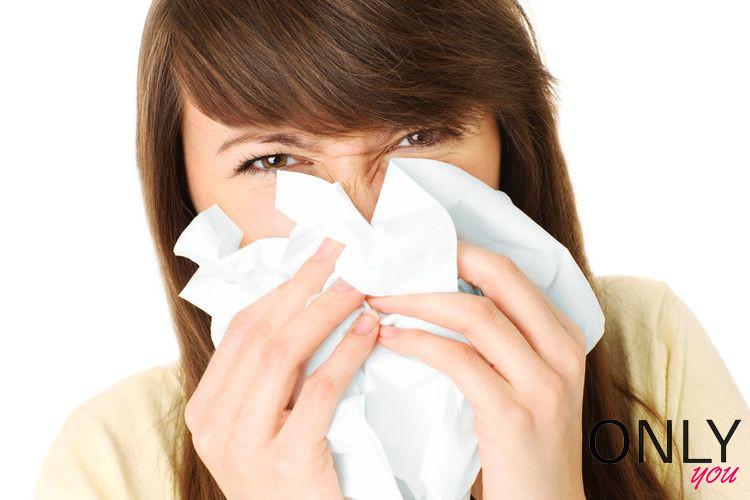 Domowe sposoby na zatkany nos