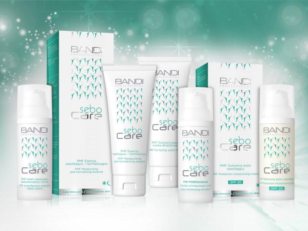 Bandi – nowa generacja kosmetyków do cery mieszanej i tłustej