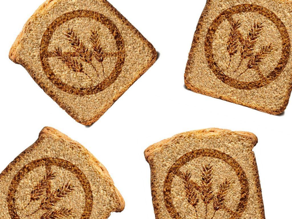 Problemy skórne mogą być spowodowane glutenem