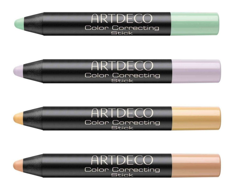 Korektory w sztyfcie od Artdeco