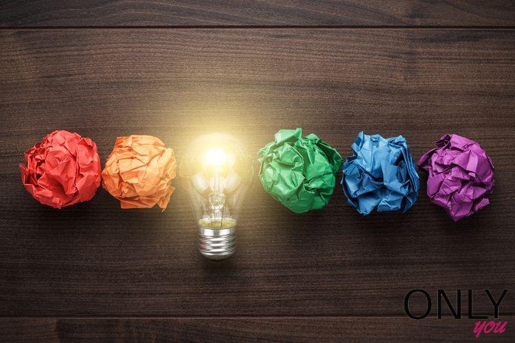 Kolorowe skarpetki a kreatywność
