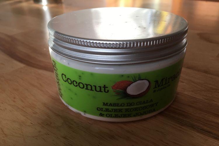 COCONUT MIRACLE. Masło do ciała