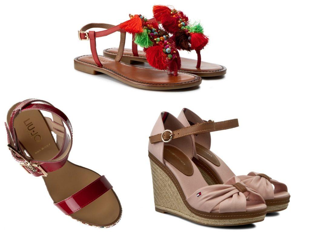 Sandały damskie na lato. Przegląd najmodniejszych modeli