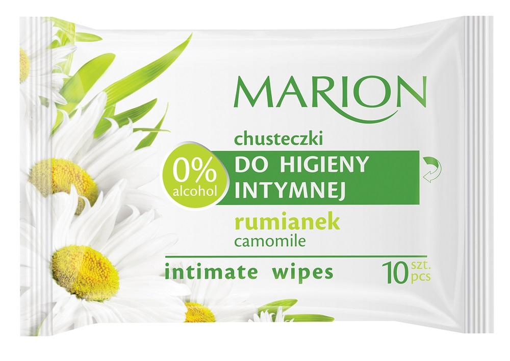 Chusteczki do higieny intymnej