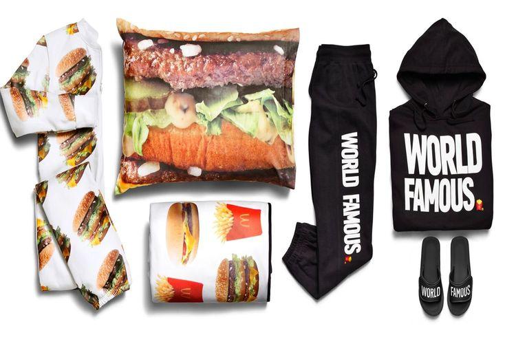 Kolejna kolekcja ubrań od McDonald's
