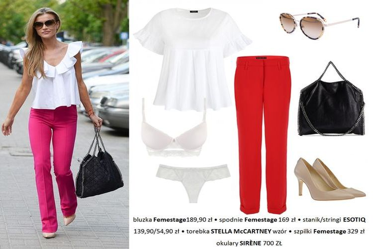 Jej styl - Joanna Krupa