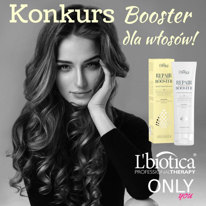 Konkurs z marką L'biotica