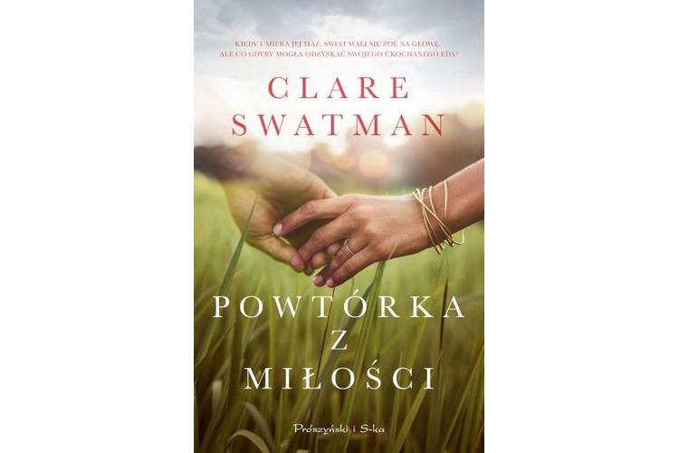 Recenzja książki: Powtórka z miłości – Clare Swatman