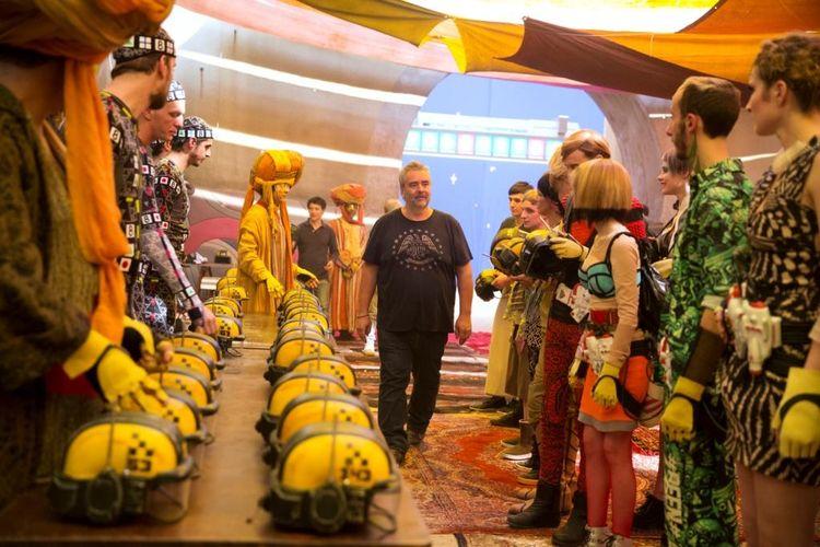 Reżyser Luc Besson ze specjalną wizytą w Polsce.
