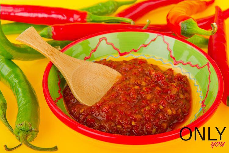 """Sucha"" salsa"