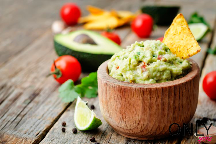 Tradycyjne guacamole