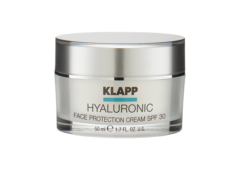 Klapp Hyaluronic Face Protection Cream SPF 30