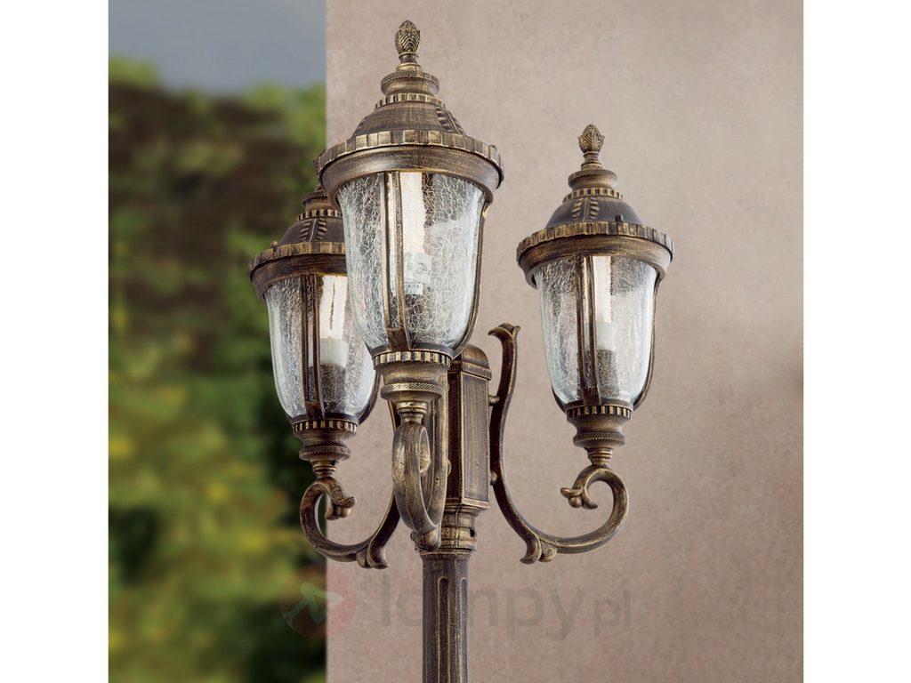 Wybieramy lampy ogrodowe – 4 najciekawsze propozycje
