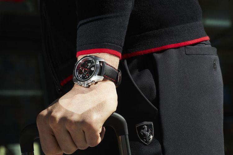 Nowa kolekcja zegarków Scuderia Ferrari z linii Primato