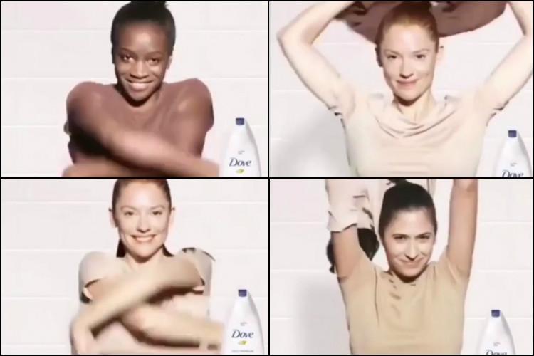Dove przeprasza za rasistowską reklamę