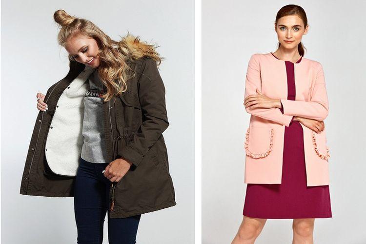 Na jesienną pluchę – wybieramy najciekawsze płaszcze na ten sezon.
