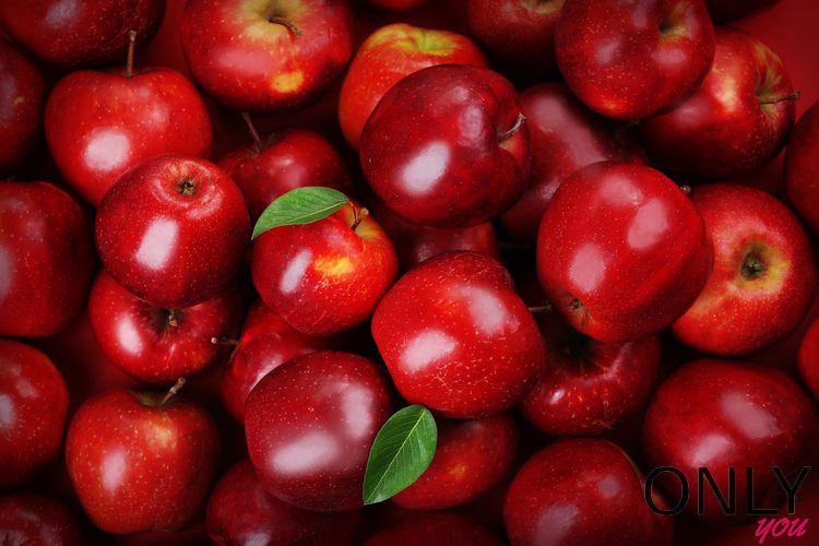 DIY: Jesienne maseczki z jabłkami