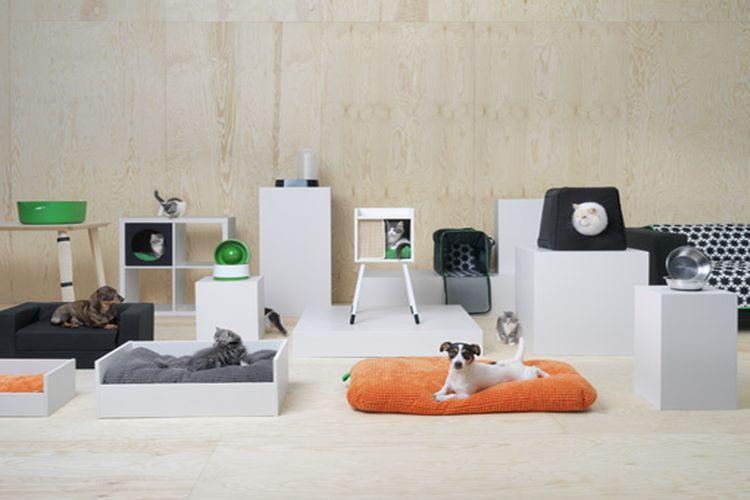Meble IKEA dla zwierząt