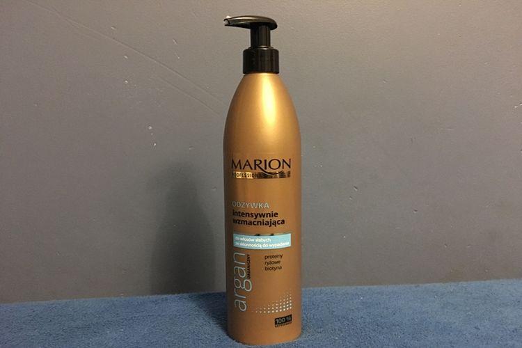 Marion Professional, Intensywnie wzmacniająca odżywka do włosów słabych ze skłonnością do wypadania
