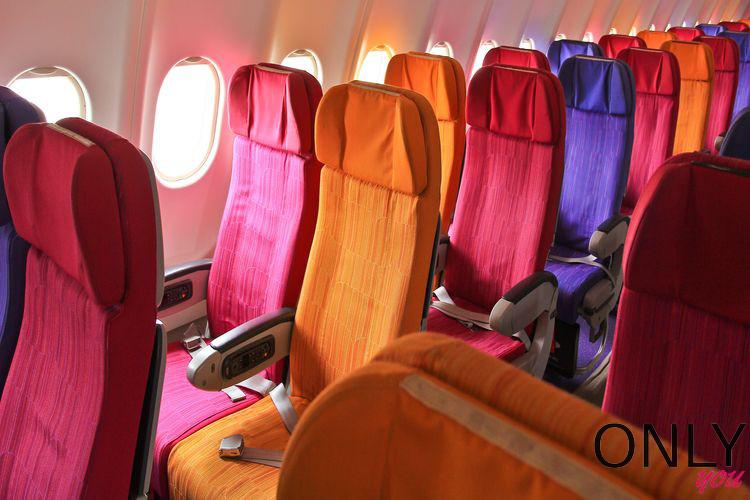 Gdzie warto usiąść w samolocie?